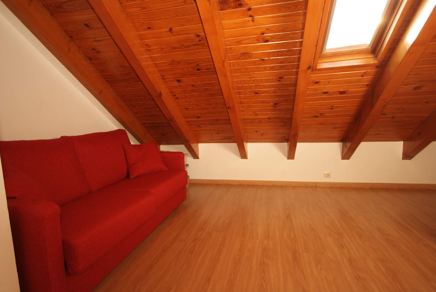 Attic Benasque